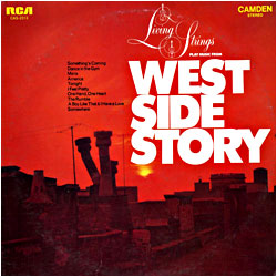 Cover image of West Side Story
