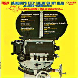 Cover image of Raindrops Keep Fallin' On My Head