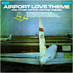 Cover image of Airport Love Theme