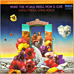 Cover image of What The World Needs Now Is Love