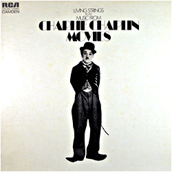 Cover image of Music From Charlie Chaplin Movies