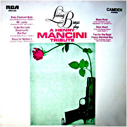 Cover image of A Henry Mancini Tribute