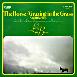 Cover image of The Horse / Grazing In The Grass
