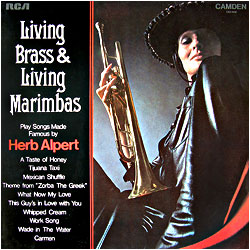 Cover image of Songs Made Famous By Herb Alpert