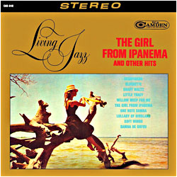 Cover image of The Girl From Ipanema