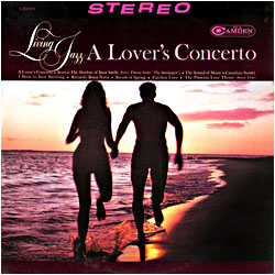 Cover image of A Lover's Concerto