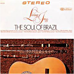 Cover image of The Soul Of Brazil