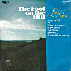Cover image of The Fool On The Hill