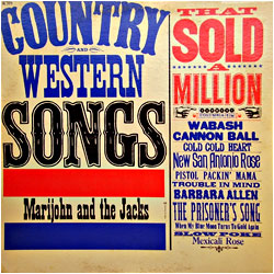 Cover image of Country And Western Songs That Sold A Million