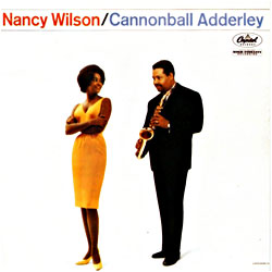 Cover image of Nancy Wilson / Cannonball Adderley