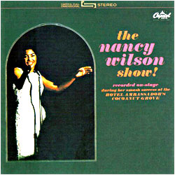 Cover image of The Nancy Wilson Show