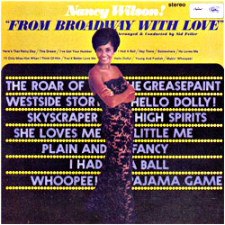 Cover image of From Broadway With Love