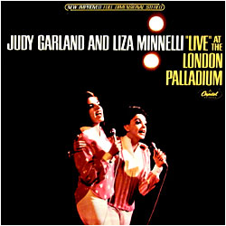 Cover image of Live At The London Palladium