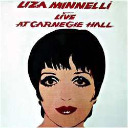 Cover image of Live At Carnegie Hall
