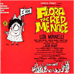 Cover image of Flora The Red Menace