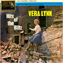 Cover image of Hits Of The Blitz
