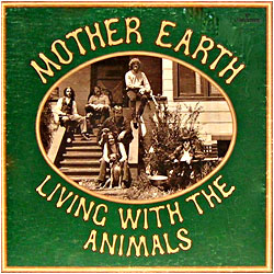 Cover image of Living With The Animals