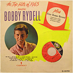 Cover image of The Top Hits Of 1963