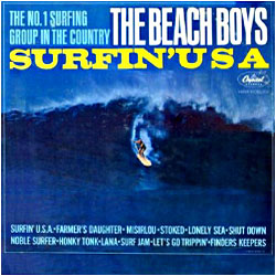 Cover image of Surfin' U.S.A.