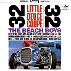 Cover image of Little Deuce Coupe