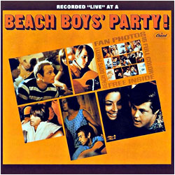 Cover image of Beach Boys' Party