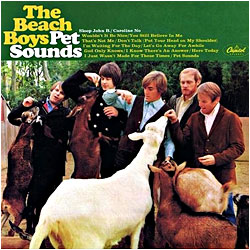 Cover image of Pet Sounds