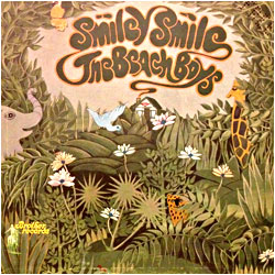 Cover image of Smiley Smile