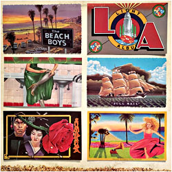 Cover image of L.A. (Light Album)