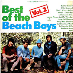 Cover image of Best Of The Beach Boys 2