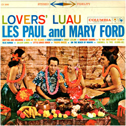 Cover image of Lovers' Luau