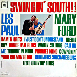 Cover image of Swingin' South