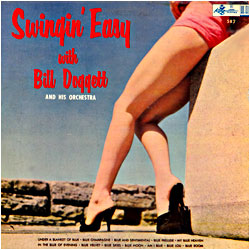 Cover image of Swingin' Easy