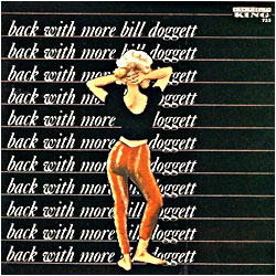 Cover image of Back Again With More Bill Doggett