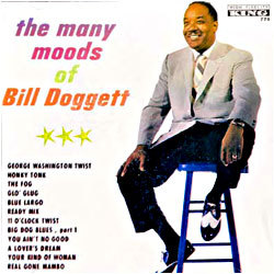 Cover image of The Many Moods