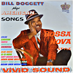 Cover image of American Songs In Bossa Nova Style