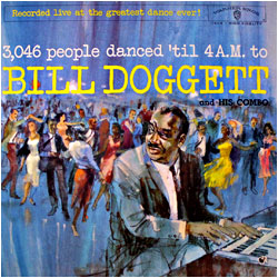 Cover image of 3,046 People Danced Til 4 am To Bill Doggett
