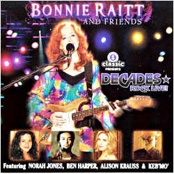 Cover image of Bonnie Raitt And Friends