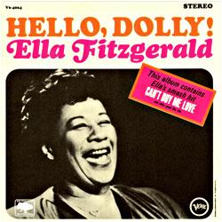LP Discography: Ella Fitzgerald - Discography