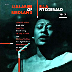 Cover image of Lullabies Of Birdland