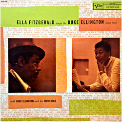 Cover image of The Duke Ellington Song Book 1
