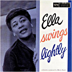 Cover image of Ella Swings Lightly