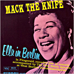 Cover image of Mack The Knife