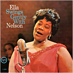 Cover image of Ella Swings Gently With Nelson