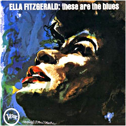 Cover image of These Are The Blues