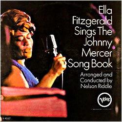 Cover image of The Johnny Mercer Song Book
