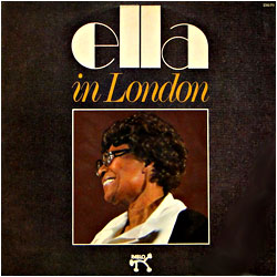 Cover image of Ella In London