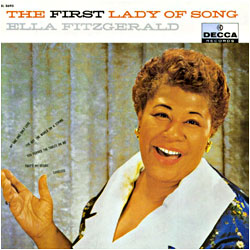 Cover image of The First Lady Of Song