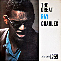 Cover image of The Great Ray Charles