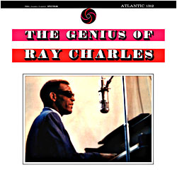 Cover image of The Genius Of Ray Charles