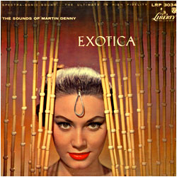 Cover image of Exotica